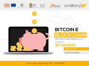 Locandina Co-Labory Trani 30-06-2018