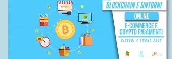 E-commerce e crypto pagamenti
